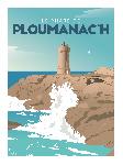Poster illustration Le phare de Ploumanac'h