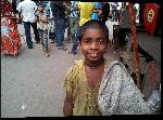 Impression sur aluminium Photo enfant Bangladesh