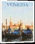 Toiles imprimées Affiche Venise italie