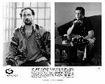 Photo noir & blanc du film Usual Suspects