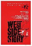 Affiche de la comédie musicale West Side Story