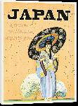 Toiles imprimées Affiche illustration vintage rétro Japon