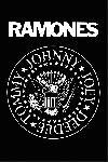 Poster logo ramones