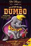 Affiche du dessin animé Dumbo