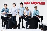 Poster du groupe One Direction