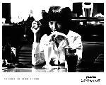 Photographie Noir et blanc du film Pulp Fiction