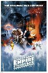Affiche Star Wars L'Empire contre attaque