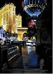 Affiche d'art de Christophe SUSBIELLES Paris Vegas