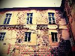 Photo d'une façade d'une maison italienne