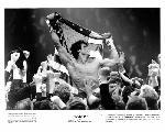 Photo noir & blanc du film Rocky IV