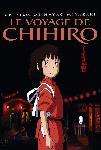 Poster français du film manga Le Voyage de Chihiro