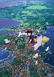 Poster du manga Kiki la petite sorcière