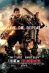 Affiche du film Edge Of Tomorrow (officielle)