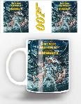 Mug James Bond (Moonraker)