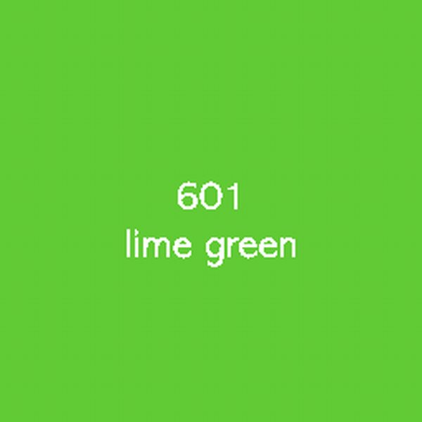 Sticker autocollant film polymère vert clair brillant