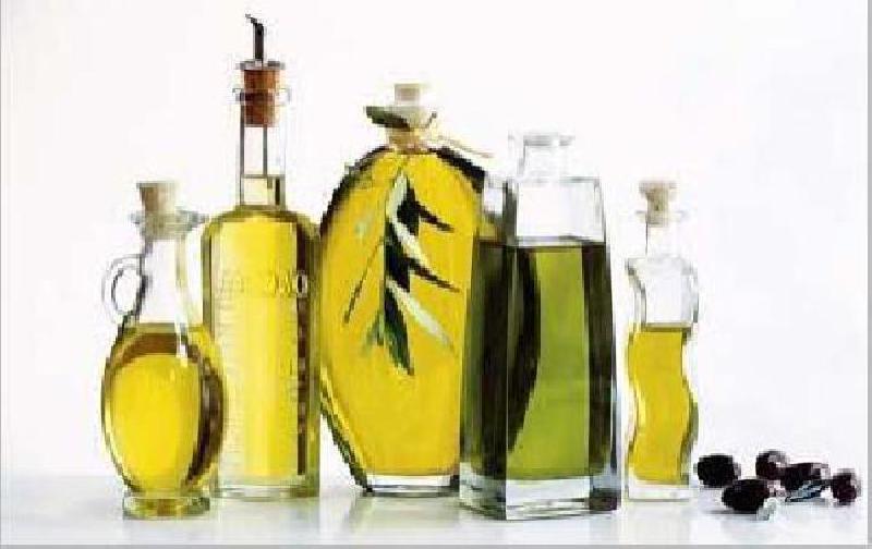 Poster bouteilles d 39 huile d 39 olive acheter poster - Huile de tung ...