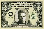 Poster de James Dean (Dollar)