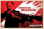 Poster du film Machete (Cheech)