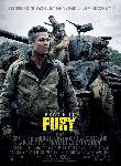 Affiche du film Fury (officielle)
