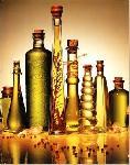 Poster de MYRON Bouteilles d'huile d'olive