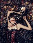 Affiche Victoria Frances (Skull Girl)