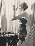 Affiche noir & blanc de Frances PELLEGRINI Lipstick Reflections