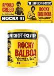 Mugs Rocky - rocky ii