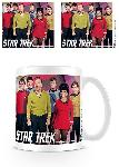 Mugs Star trek (cast)