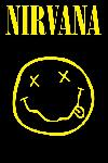 Poster Nirvana (logo)