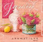 Affiche d'art de Angela STAEHLING Jardin aromatique