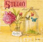 Affiche d'art de Angela STAEHLING Studio des fleurs