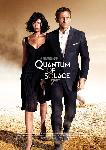 Cartes postales James bond - quantum of solace