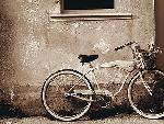 Photo noir & blanc de Mandy LYNNE Bike at ease
