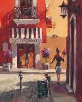 Affiche d'art de Brent HEIGHTON La bonne vie