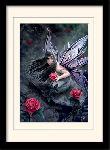 Photos encadrées Anne stokes rose fairy