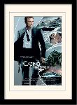 Photos encadrées James bond (casino royale one-sheet)
