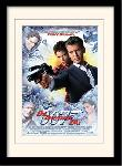 Photos encadrées James bond (die another day one-sheet)