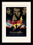 Photos encadrées James bond (goldeneye one-sheet)
