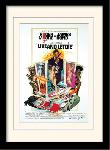 Photos encadrées James bond (live & let die one-sheet)