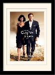 Photos encadrées James bond (quantum of solace one-sheet)