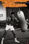 Affiche Mohamed Ali (Punchbag)