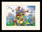 Photos encadrées Lx - super mario (3d world)