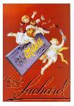 Affiche vintage de Leonetto CAPPIELLO Chocolat au lait Suchard