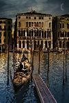 Affiche d'art de Venise