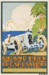 Affiche publicitaire de Alexis KOW Grand Prix