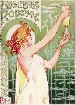 Affiche Absynthe Robette
