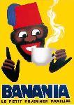 Affiche vintage de MORVAN Banania