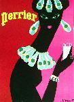 Affiche publicitaire de VILLEMOT Perrier