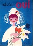 Affiche publicitaire de Openo LEFOR Marianne