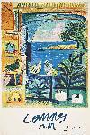 Affiche vintage de PICASSO Cannes